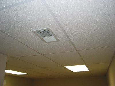 Installing a Drop Ceiling