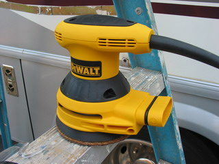 Dewalt Power Sander